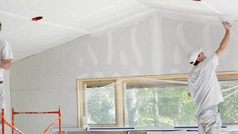 The 4 Greatest Benefits that Come With Drywall