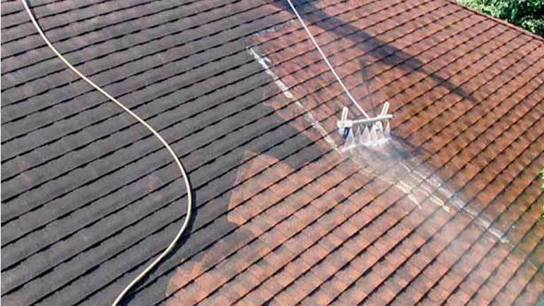 Why Wash My Roof?