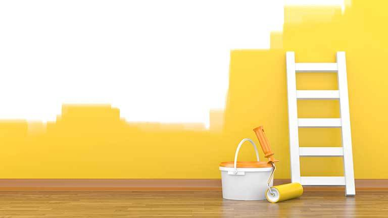 General Painting: Make Your Room Appear Much Larger