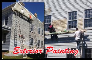 Exterior Painting in Richmond VA
