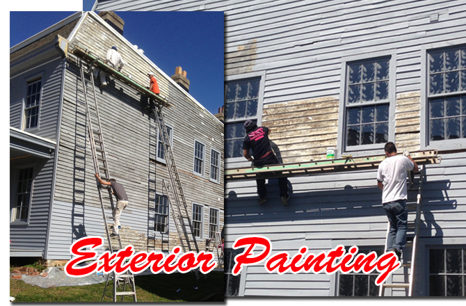 Attractive Exterior Painting In Richmond VA